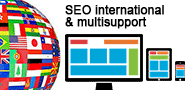 SEO International, et multi-support