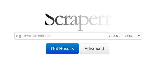 Scraperr