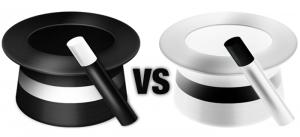 BH vs WH